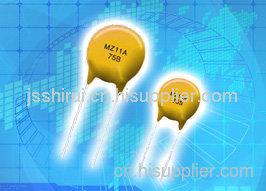 MZ11A PTC热敏电阻器