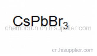 无机钙钛矿CsPbBr3