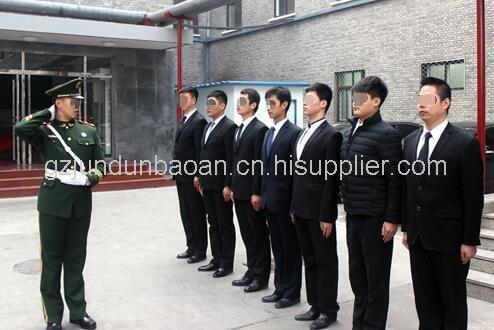 广州安保服务公司