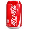 罐装可口可乐