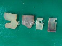 工位器具-聚胺酯胶限位块