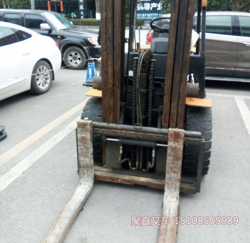 贵阳叉车回收