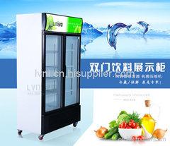 北京饮料冷藏展示柜厂家哪个好