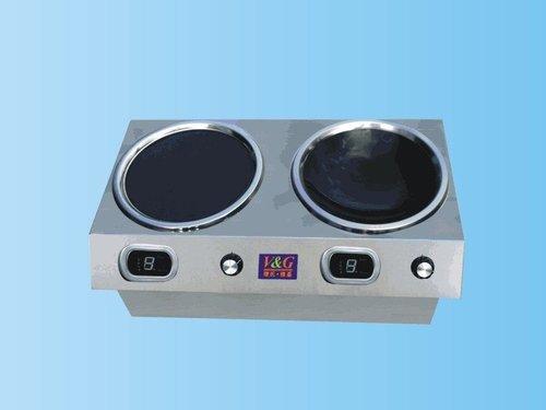 商用电磁炉与传统炉灶相比的主要优点