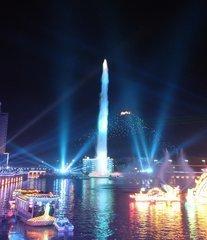 厦门百米高喷泉设计