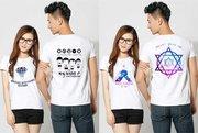 柳州廣告T恤——T恤、文化衫圖案設計要求