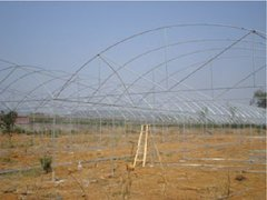 贵州温室大棚钢架架构