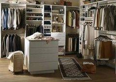 整体衣柜的设计理念