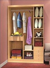 整体衣柜设计方案