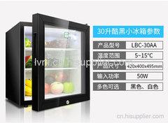 广东30L迷你家用客房小冰箱厂家什么牌子好?