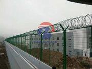邊坡防護網格梁施工措施安全及環境保證措施