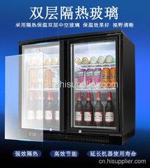 上海啤酒饮料吧台展示冷柜厂家哪家好?