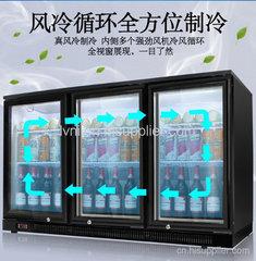 北京啤酒饮料吧台展示冷柜厂家哪家好?
