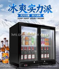 成都啤酒饮料吧台展示冷柜厂家哪家好?