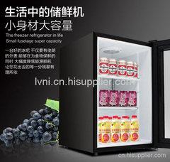 佛山62L家用冷藏小冰箱厂家哪个牌子好?