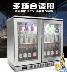 广东不锈钢吧台展示冷柜厂家哪个牌子好?