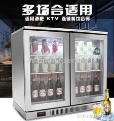 北京不锈钢吧台展示冷柜厂家哪个牌子好?