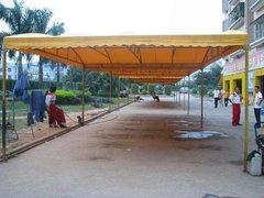 柳州雨篷结构