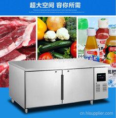 广东豪华款工作台冷柜厂家哪个牌子好?