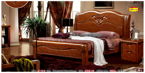 贵阳美式风格床定做