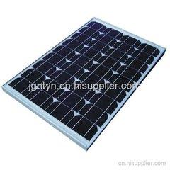 单晶太阳能电池板厂