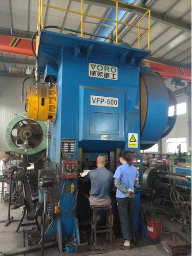 客户海盐星辰使用现场  VFP-600、1000