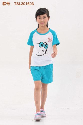 夏季幼儿园的孩子适合什么面料的园服呢?