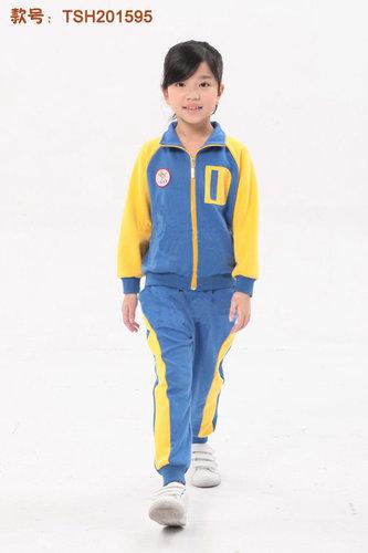 幼儿园校服的重要元素之色彩