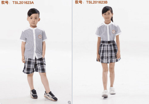 儿童服装搭配技巧