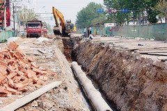 柳城县2016年中央投资农村饮水工程