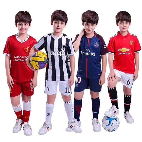 柳州儿童足球服