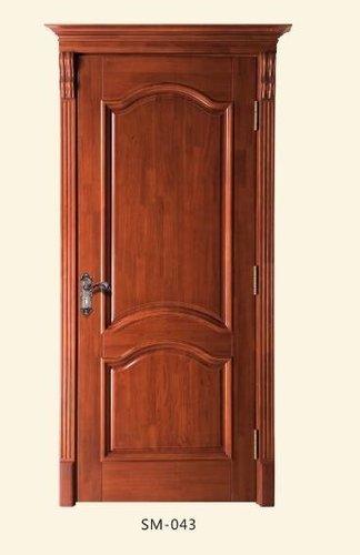工艺门与实木门的区别在哪里?