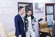 海南歌王冯磊和缤然家居张总