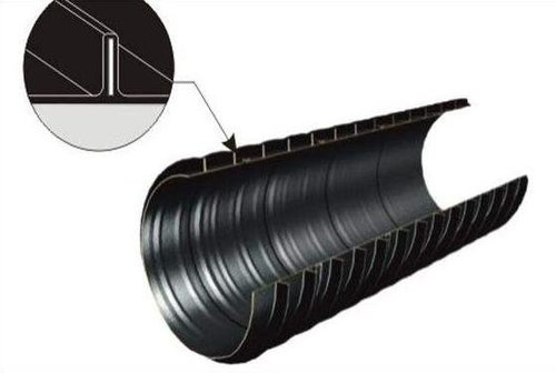 廣西塑鋼纏繞管