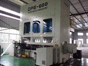 DPE-600 高精冲床
