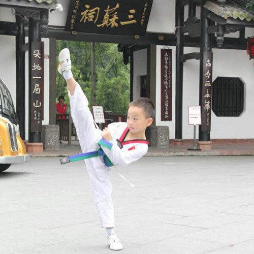 眉山跆拳道常年招生