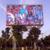 戶外led廣告屏效果