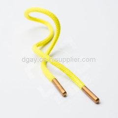 瑞安专业制造涤纶手提绳 棉绳 三股礼品袋绳子勾带涤纶织带涤纶丝