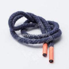 运动背包带圆绳 束口尼龙拉绳 提花尼龙高弹丝锦纶包芯绳