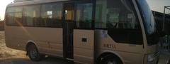 德赢ac米兰官方合作伙伴旅游客车