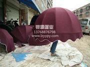 柳州遮阳篷厂家教您如何挑选太阳伞