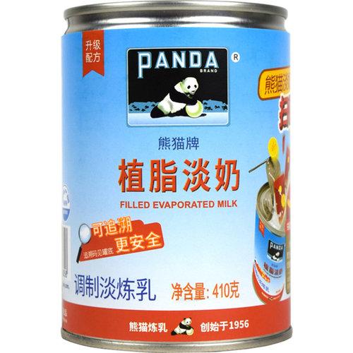 福建熊貓淡奶供應