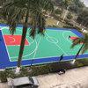 贵州篮球场施工