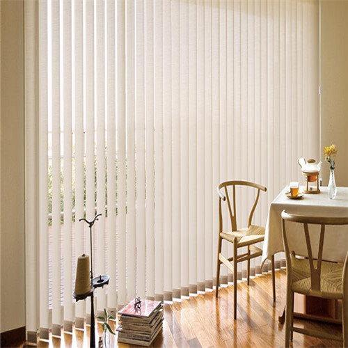 办公室窗帘安装效果图