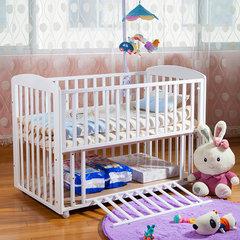 出口实木儿童床