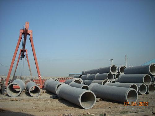 水泥管中易泛起的缺点题目