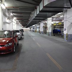 停车场车位引导案例