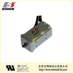 广东横机电磁铁、纺织机械电磁铁、换色电磁铁、0951N、DC24V直流单向保持电磁铁