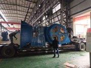 1000吨热模锻发车
