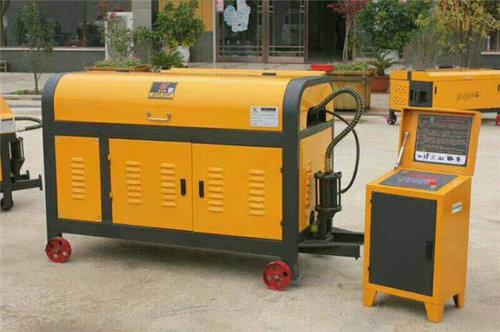 海南工程机械钢筋调直机如何操作